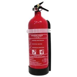 Vernieuwde brandblusser inspectiedag